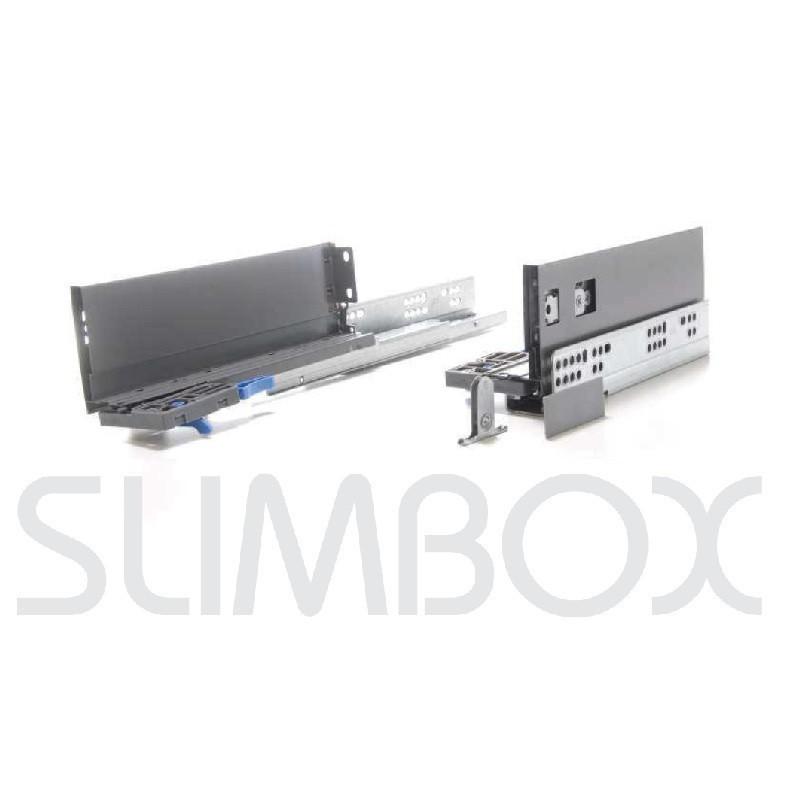 TIROIRS SLIMBOX H130x400
